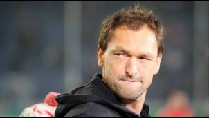 Cottbus-Trainer Claus-Dieter Wollitz im Interview
