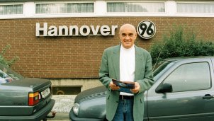 Hannover 96-Boss Martin Kind im Interview
