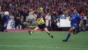 Retro-Ticker: Juve-Dortmund 1997