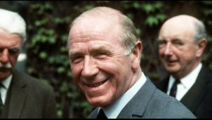 ManUnited-Legende Matt Busby