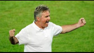 Das Trainergenie Guus Hiddink