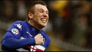 Italiens »Enfant terrible« Antonio Cassano