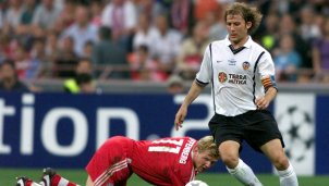 Valencia-Legende Gaizka Mendieta im Interview