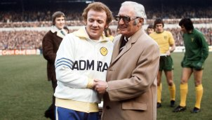 Die härstesten Treter: Leeds-Legende Billy Bremner