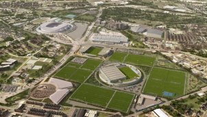Manchester City will in London bauen