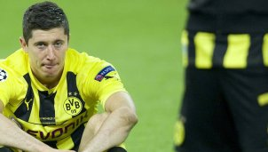 Chronik: Die Transferposse um Robert Lewandowski