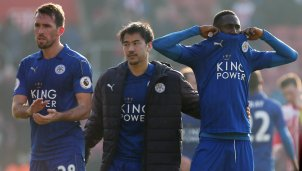 Was ist mit Leicester los?