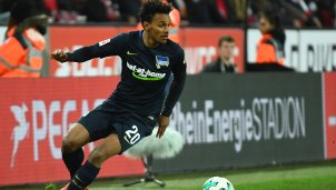 Interview: Valentino Lazaro von Hertha BSC