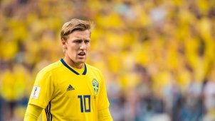 Interview: Emil Forsberg