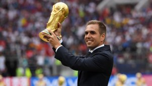 Philipp Lahm im Interview