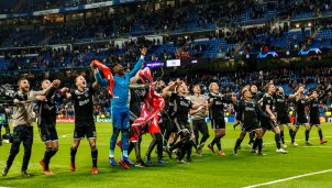 Ajax Amsterdams Champions-League-Saison