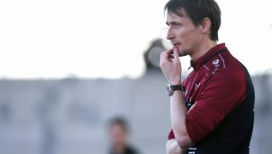 Turbine-Potsdam-Trainer Matthias Rudolph im Interview