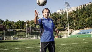 San Marinos Ex-Nationaltrainer Giampaolo Mazza