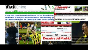 Best of 2013: Die Pressestimmen zu BVB - Real