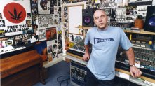 Reggae-Legende Adrian Sherwood über West Ham United