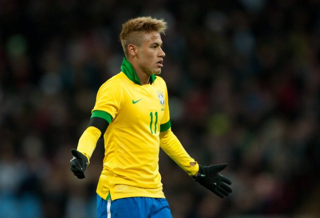 Brasiliens Superstar Neymar Im Interview 11 Freunde