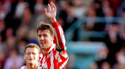 Happy Birthday, Matt Le Tissier!