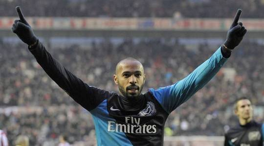 10 Dinge über Thierry Henry in der Champions League
