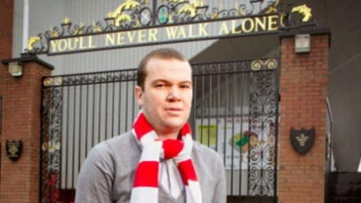 Liverpool-Fan James McKenna im Interview